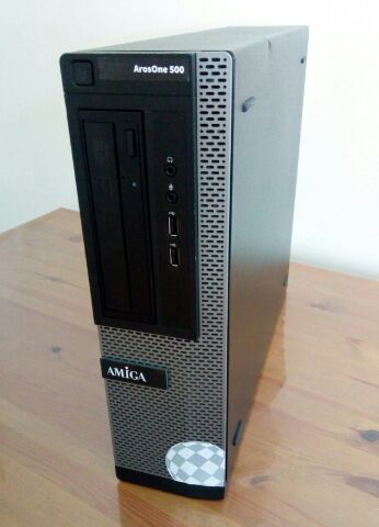 My small pc