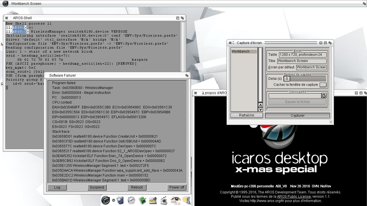 fichier i386 lang
